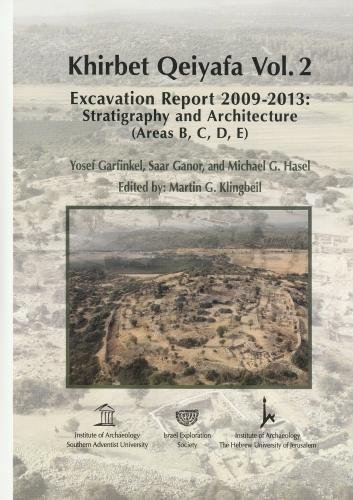 Khirbet Qeiyafa / Vol. 2, Excavation report: Garfinkel, Yosef