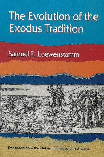 9789652237842: The Evolution of the Exodus Tradition (Publication of the Perry Foundation for Biblical Research in the Hebrew University of Jerusalem)