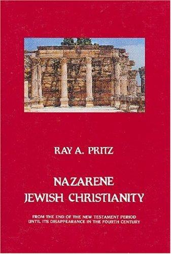 9789652237989: Nazarene Jewish Christianity