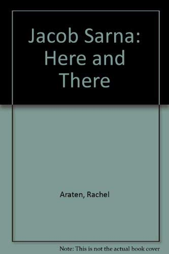 9789652290748: Jacob Sarna: Here and There