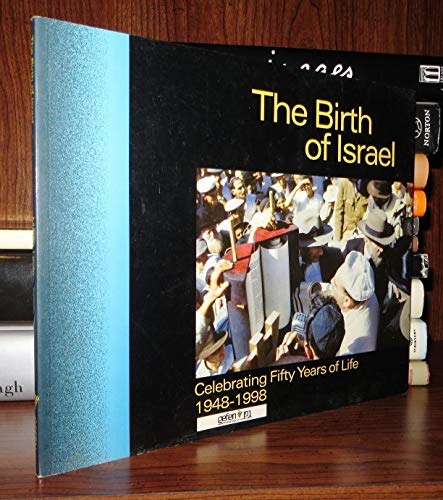 9789652291868: The Birth of Israel