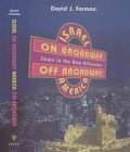 9789652291943: Israel on Broadway; America: Off-Broadway Jews in the New Millennium