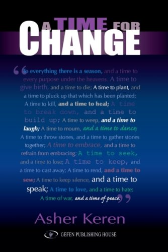 9789652293541: A Time For Change