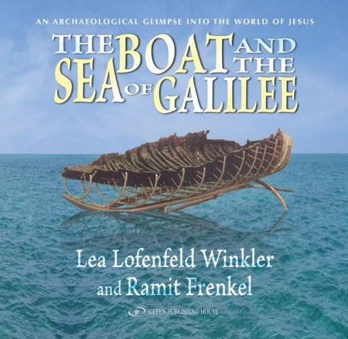 The Boat and the Sea of Galilee: Lea Lofenfeld Winkler