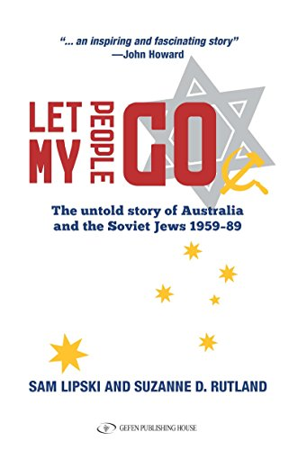 Let My People Go: The Untold Story: Sam Lipski, Suzanne