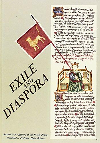 Exile and Diaspora: Studies in the History: Beinart, Haim;Kaplan, Yosef;Grossman,