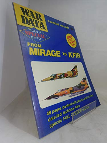 9789652560056: From Mirage to Kfir