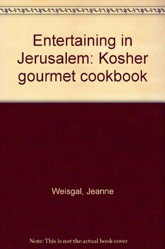 jerusalem cookbook english edition