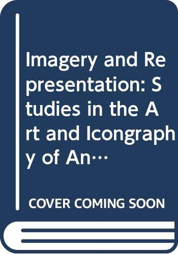 9789652660190: Imagery and Representation: Studies in the Art and Icongraphy of Ancient Palenstine