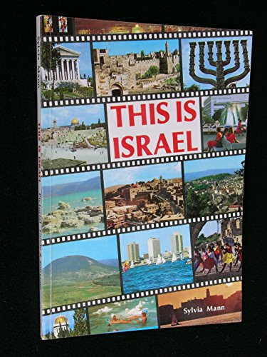 9789652800008: This is Israel, Pictorial Guide & Souvenir