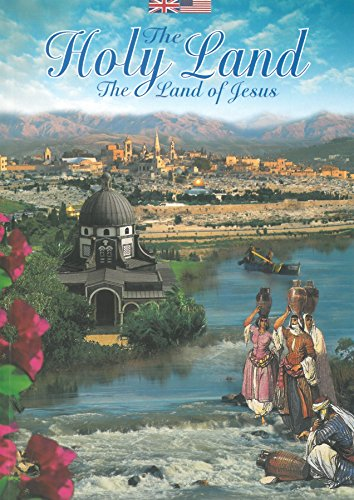9789652801036: The Holy Land: The Land of Jesus