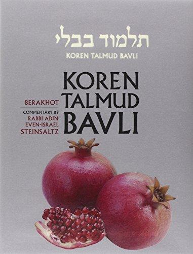 Koren Talmud Bavli: Weinreb, Tzvi Hersh,