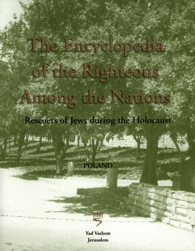 9789653083745: The Encyclopedia of the Righteous Among the Nations: Rescuers of Jews during the Holocaust - Poland [2 - Volume Set]