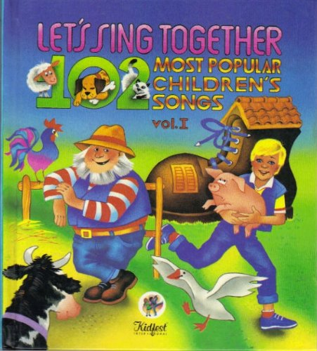 LET'S SING TOGETHER 102 Most Popular Children's: Rubin, Avshalom producer