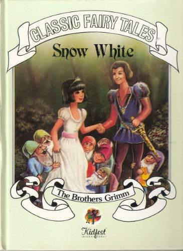 9789653120327: Snow White (Classic Fairy Tales)