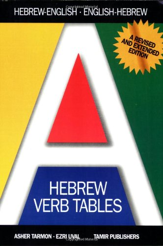 Hebrew Verb Tales: Tarmon, Asher