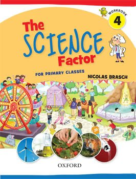 9789654622318: The Science Factor Workbook 4