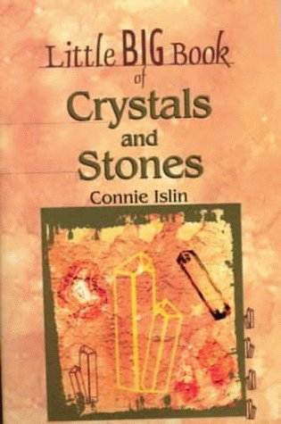 9789654940375: Little Big Book of Crystals and Stones (Little Big Book of . . . Series)