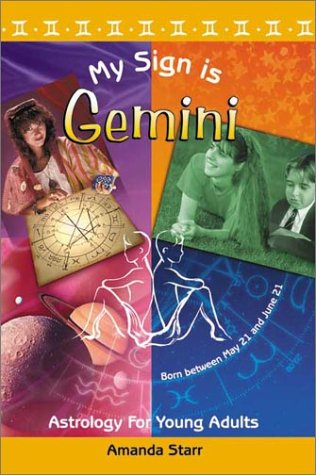 9789654940658: My Sign is Gemini (Astrology for Young Adults)