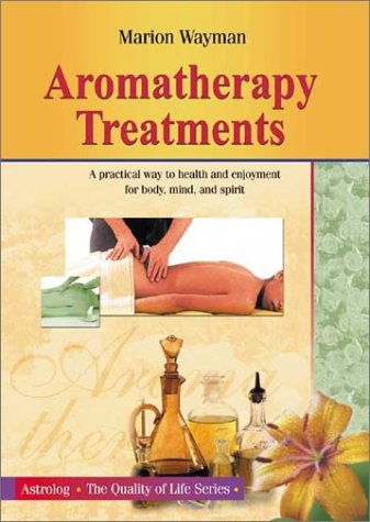 Aromatherapy Treatments (Quality of Life): Marion Wayman