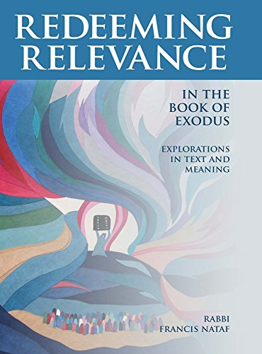 9789655240375: Redeeming Relevance in the Book of Exodus: Explorations in Text and Meaning