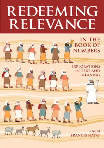 Redeeming Relevance in the Book of Numbers: Nataf, Rabbi Francis