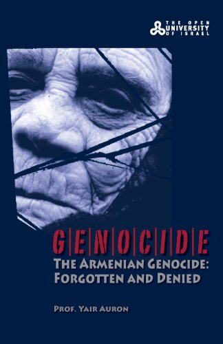 9789655501476: Genocide: The Armenian Genocide: Forgotten and Denied