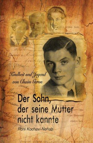 9789655501858: Der Sohn, Der Seine Mutter Nicht Kannte (German Edition)