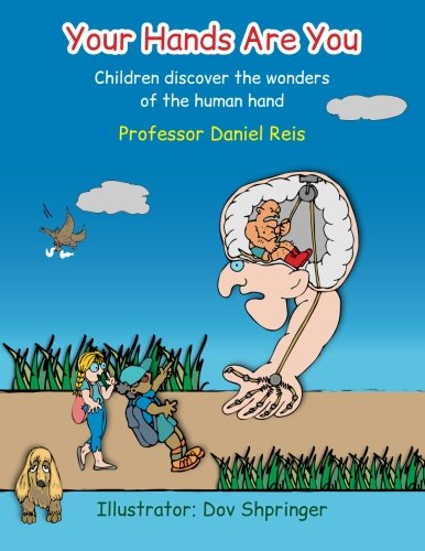 9789655505276: Your Hands Are You: Children discover the wonders of the human hand