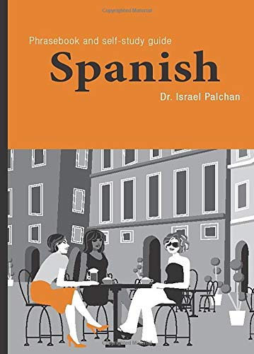 9789657083314: Phrasebook and self-study guide Dr. Israel Palchan Spanish: SPANISH Phrasebook (Iphrasebooks) (Volume 1)