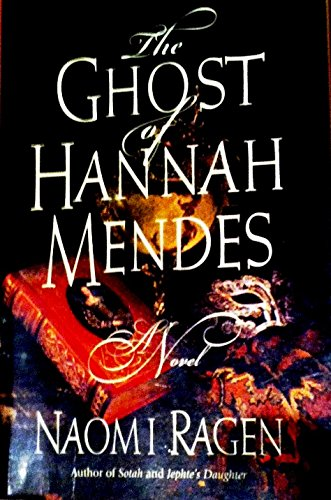9789657100196: THE GHOST OF HANNAH MENDES.