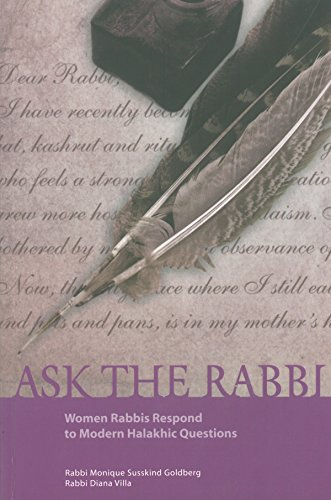 9789657105665: Ask the Rabbi: Women Rabbis Respond to Modern Halakhic Questions