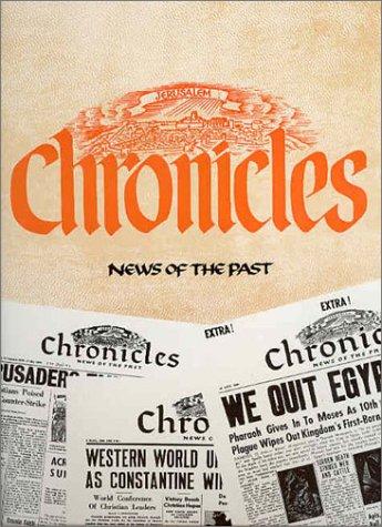 Chronicles: News of the Past (3 volumes): Eldad, Israel