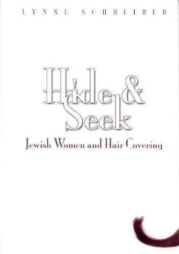 9789657108482: Hide and Seek: Jewish Women and Hair Covering
