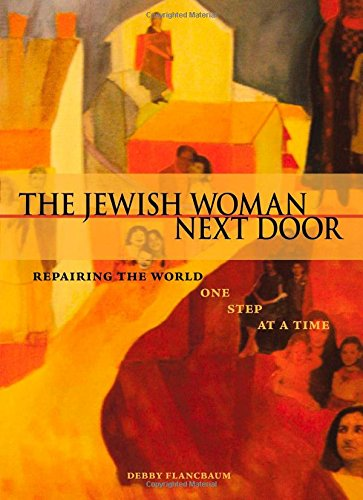 9789657108956: The Jewish Woman Next Door: Repairing the World One Step at a Time