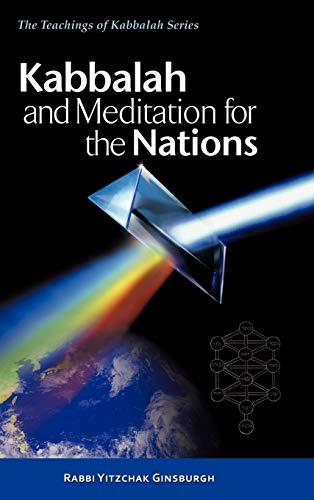 9789657146125: Kabbalah and Meditation for the Nations