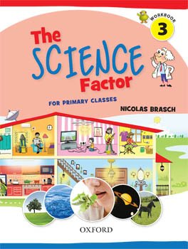 9789657212042: The Science Factor Workbook 3