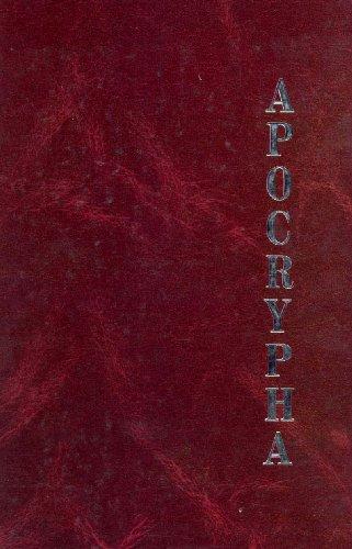 9789657287057: The Apocrypha