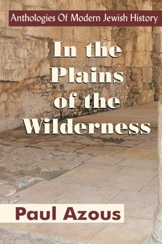 9789657344323: In the Plains of the Wilderness: Anthologies of Modern Jewish History
