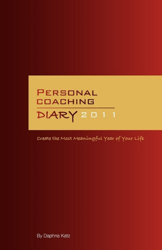 9789657450536: Personal Coaching Diary - Create the Most Meaningful Year of Your Life