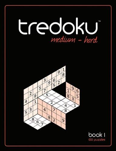 9789657471012: Tredoku - Medium-Hard 1