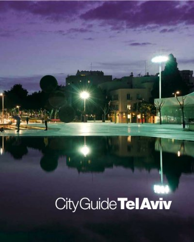 9789657521007: City Guide Tel Aviv (3rd Edition)
