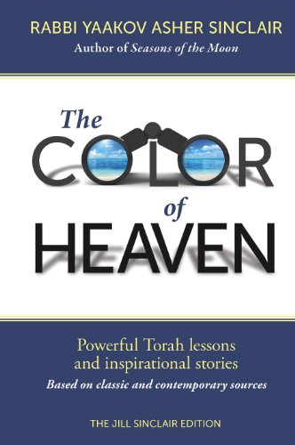 9789657552018: The Color of Heaven