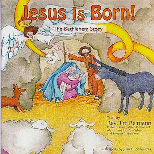 9789657607008: Jesus Is Born: The Bethlehem Story