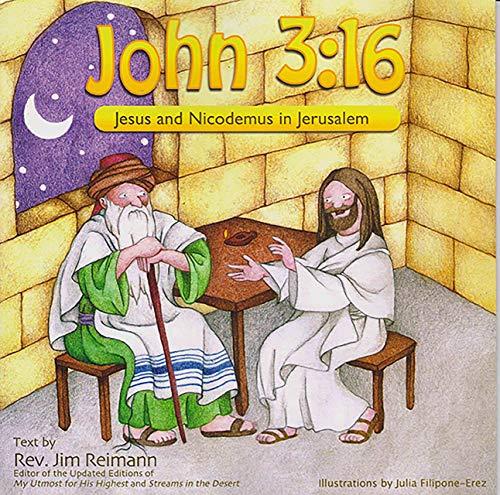9789657607022: John 3:16: Jesus And Nicodemus In Jerusalem