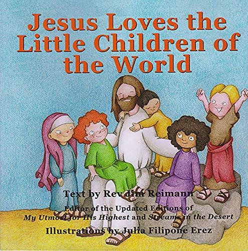 9789657607039: Jesus Loves The Little Children Of The World