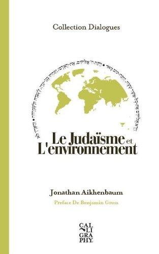 9789657611029: Le Judaïsme et l'environnement