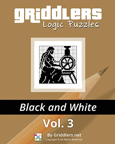 9789657679029: Griddlers Logic Puzzles: Black and White (Volume 3)