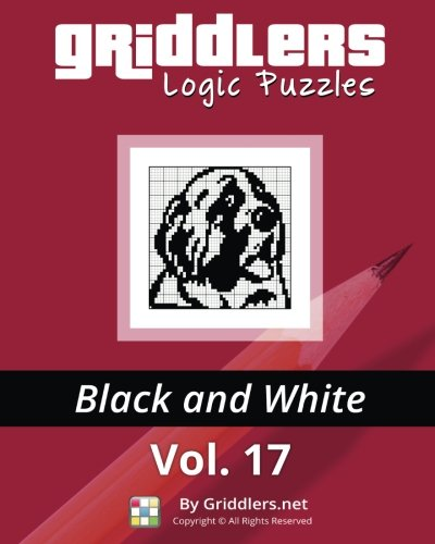 9789657679166: Griddlers Logic Puzzles: Black and White (Volume 17)