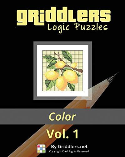 Griddlers Logic Puzzles: Color: Nonograms, Griddlers, Picross (Volume 1): team, griddlers